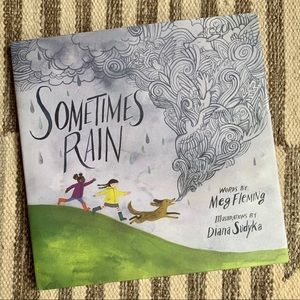 Sometimes Rain kids book